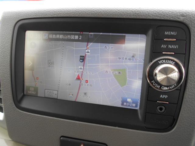 X 純正SDナビ ワンセグTV バックカメラ 片側電動ドア アイドリングストップ スマートキー プッシュスタート ETC オートエアコン(5枚目)