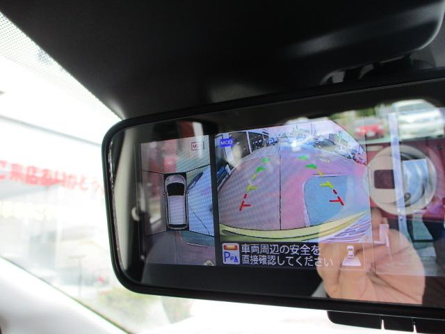 X 純正メモリーナビ Bluetooth アラウンドビューモニター エマージェンシーブレーキ インテリキー プッシュスタート ETC オートライト アイドリングストップ(10枚目)