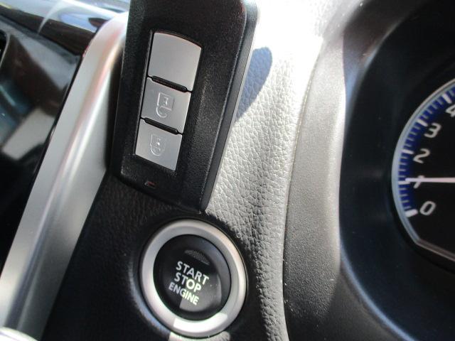 ハイウェイスター X 純正ナビ フルセグTV DVDビデオ Bluetooth ETC プッシュスタート インテリジェントキー アラウンドビューモニター アイドリングストップ キセノンヘッドライト(8枚目)