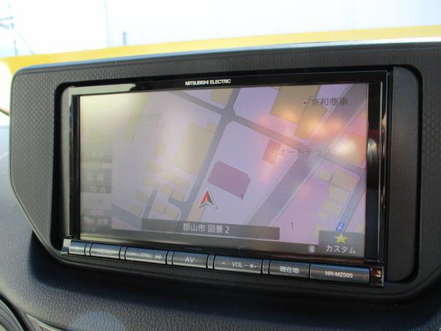 L スマートアシスト 社外SDナビ DVDビデオ バックカメラ キーレスエントリー スマートアシスト ETC アイドリングストップ シートリフター フロアマット(5枚目)