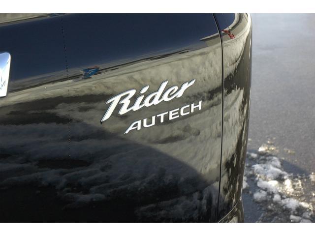ライダー 4WD パワスラ 中古スタッドレスタイヤ付(12枚目)
