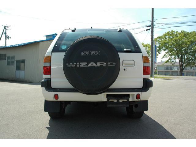 Gリミテッド 4WD サンルーフ(7枚目)