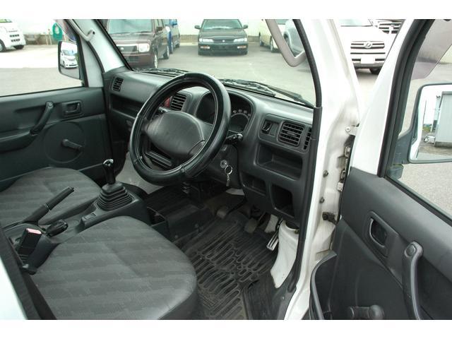 KCエアコン・パワステ 4WD 6ヶ月保証(12枚目)