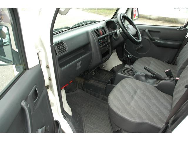 KCエアコン・パワステ 4WD 6ヶ月保証(15枚目)