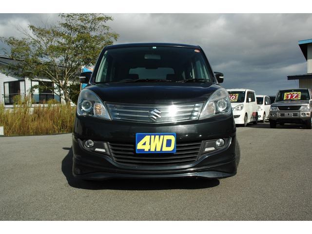 ブラック&ホワイト 4WD 両側パワスラ 6ヶ月保証(2枚目)