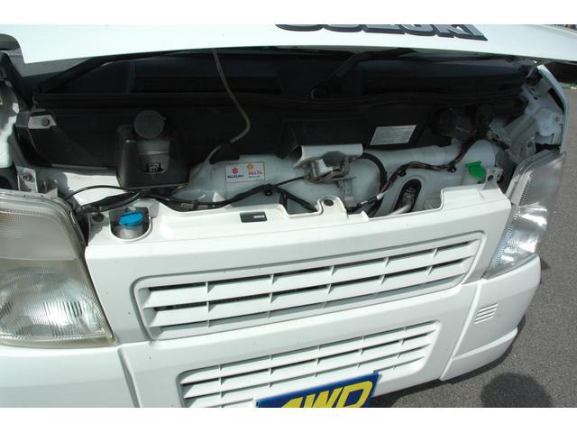 KCエアコン・パワステ 4WD 6ヶ月保証(19枚目)