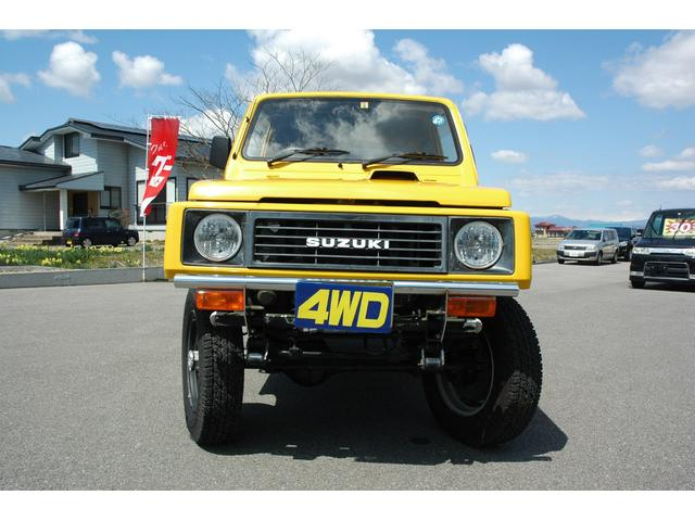 HC 4WD マニュアル車 足回り公認車両 JA11V改(2枚目)