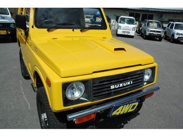 HC 4WD マニュアル車 足回り公認車両 JA11V改(9枚目)