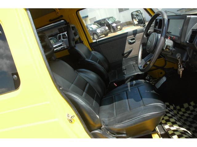 HC 4WD マニュアル車 足回り公認車両 JA11V改(12枚目)