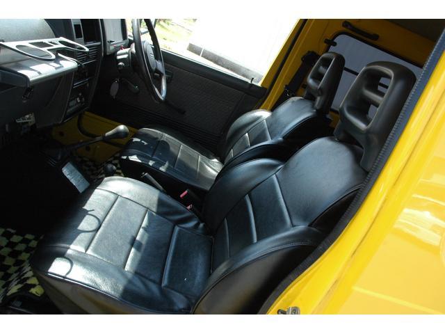 HC 4WD マニュアル車 足回り公認車両 JA11V改(15枚目)