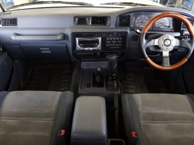 トヨタ ランドクルーザー80 VXリミテッド 後期ディーゼルターボ リフトUP ワイドOF