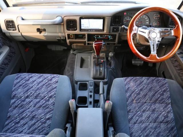 トヨタ ランドクルーザープラド SX リミテッド ナロー換装 リフトUP 輸出用SW KM2