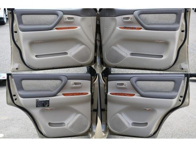 VXリミテッド 4700cc Renoca106 NEWペイント 60フェイス換装 角目四灯 マルチレス サンルーフ カリフォルニア16インチAW&BFグッドリッチKO2 カロッツェリアHDDナビ&バックカメラ(12枚目)