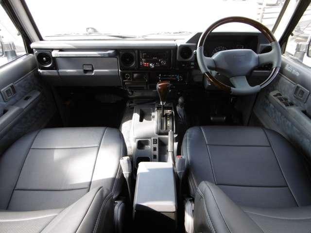 トヨタ ランドクルーザー70 ZX リーフ逆付けリフトUP ブラV16 BF315KO2