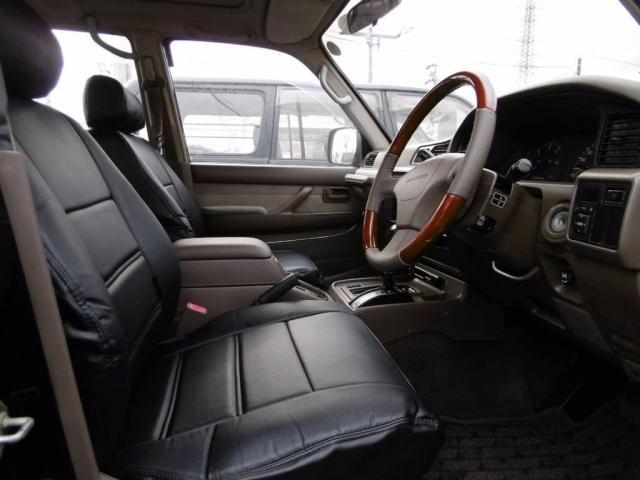 トヨタ ランドクルーザー80 VXリミテッド 後期ディーゼルターボ 新品AW リフトUP
