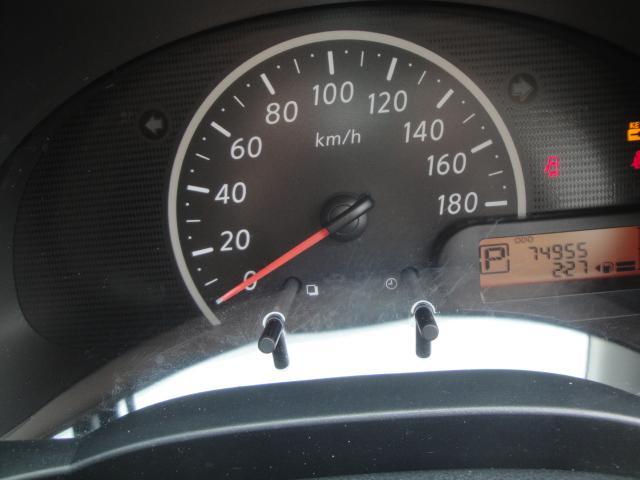 日産 マーチ 12X FOUR4WD