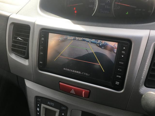 ダイハツ ムーヴ カスタム RS ターボ HID スマートキー SDナビ