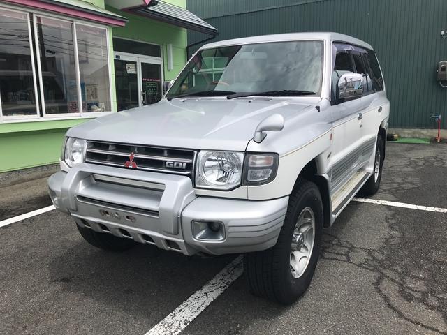 「三菱」「パジェロ」「SUV・クロカン」「山形県」の中古車3