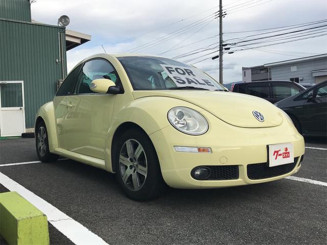 「フォルクスワーゲン」「VW ニュービートル」「クーペ」「山形県」の中古車3