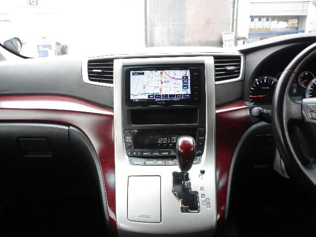 トヨタ ヴェルファイア 2.4Z 4WD TEIN車高調