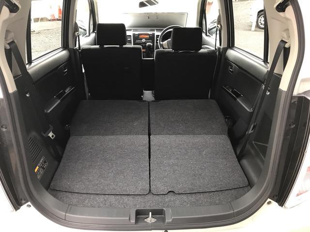 スズキ ワゴンRスティングレー X 軽自動車 インパネAT 保証付 エアコン AW14インチ