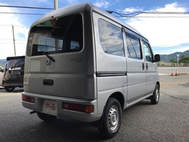 「ホンダ」「アクティバン」「軽自動車」「山形県」の中古車7
