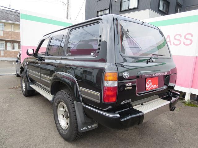 「トヨタ」「ランドクルーザー80」「SUV・クロカン」「宮城県」の中古車8