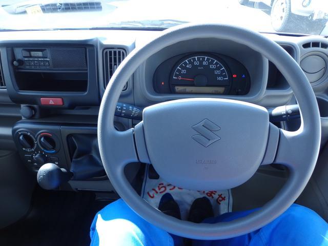 スズキ エブリイ PA 4WD 5MT