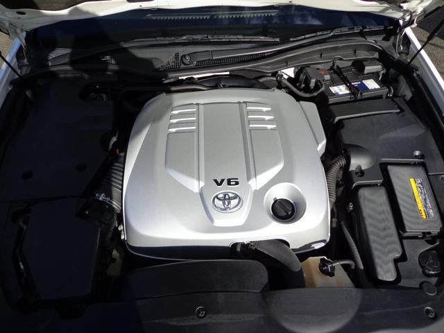 V6タイミングチェーンエンジン!