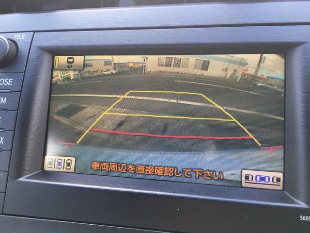 トヨタ プリウス Gツーリングセレクション 純正HDDナビTV アシストP機能