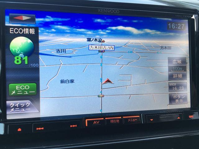 リミテッドII HDDナビTV JIC可変式アクスル(8枚目)