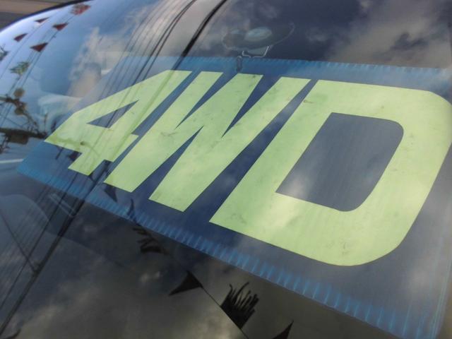 サビ等が少ない良質4WDです!!
