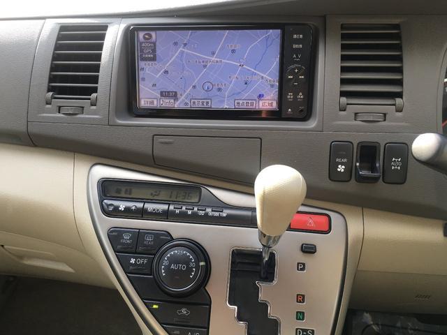 オートエアコン・切り替え4WD・ナビTV・ビルトインETCと装備充実しております!