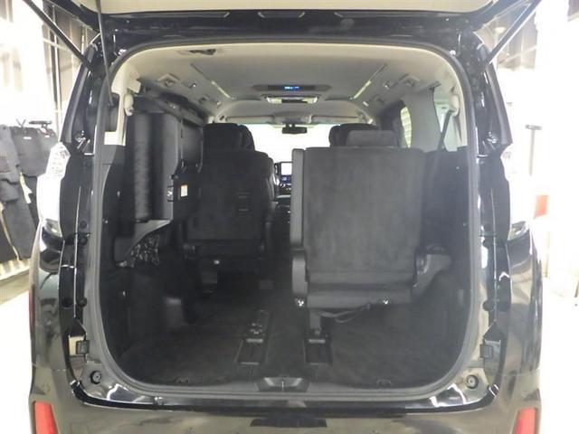 2.5Z Gエディション フルセグ メモリーナビ DVD再生 後席モニター バックカメラ 衝突被害軽減システム ETC 両側電動スライド LEDヘッドランプ 乗車定員7人 3列シート ワンオーナー(17枚目)