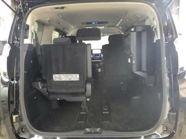 2.5Z Gエディション フルセグ メモリーナビ DVD再生 後席モニター バックカメラ 衝突被害軽減システム ETC 両側電動スライド LEDヘッドランプ 乗車定員7人 3列シート ワンオーナー(31枚目)