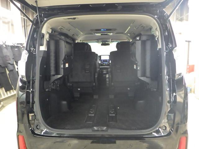 2.5Z Gエディション フルセグ メモリーナビ DVD再生 後席モニター バックカメラ 衝突被害軽減システム ETC 両側電動スライド LEDヘッドランプ 乗車定員7人 3列シート ワンオーナー(35枚目)