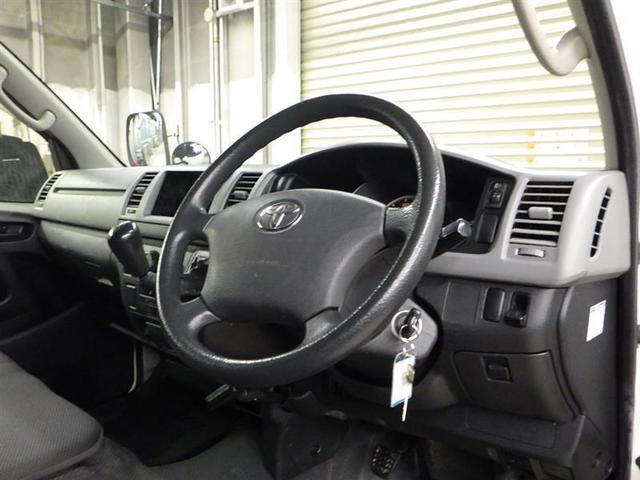 ロングDX 4WD 乗車定員6人 ワンオーナー 記録簿 ディーゼル(5枚目)
