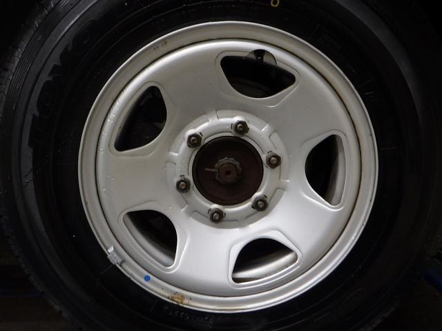 ロングDX 4WD 乗車定員6人 ワンオーナー 記録簿 ディーゼル(28枚目)