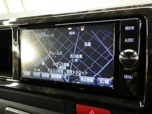 スーパーGL ダークプライム 4WD フルセグ メモリーナビ DVD再生 バックカメラ 衝突被害軽減システム ETC 両側電動スライド LEDヘッドランプ(6枚目)