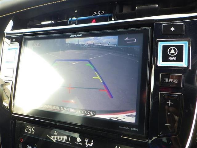 プレミアム 4WD フルセグ メモリーナビ DVD再生 バックカメラ ETC LEDヘッドランプ 記録簿 アイドリングストップ(7枚目)
