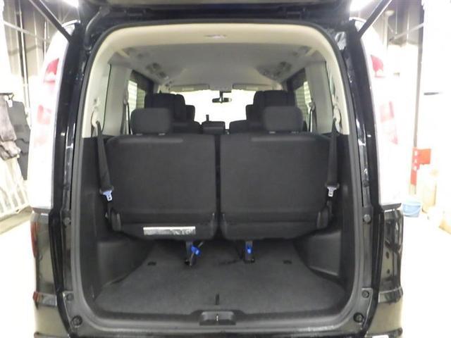 ハイウェイスター Vセレクション 4WD フルセグ HDDナビ DVD再生 ミュージックプレイヤー接続可 バックカメラ ETC 両側電動スライド ウオークスルー 乗車定員8人 3列シート 記録簿 アイドリングストップ(16枚目)
