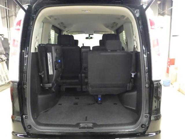 ハイウェイスター Vセレクション 4WD フルセグ HDDナビ DVD再生 ミュージックプレイヤー接続可 バックカメラ ETC 両側電動スライド ウオークスルー 乗車定員8人 3列シート 記録簿 アイドリングストップ(17枚目)