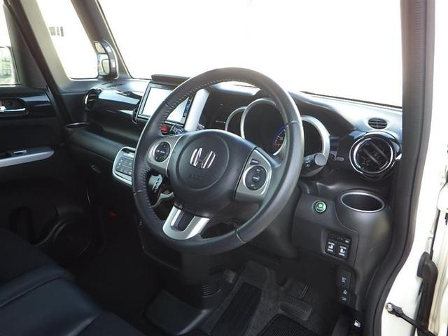 G・ターボLパッケージ 4WD フルセグ メモリーナビ DVD再生 バックカメラ 衝突被害軽減システム ETC 両側電動スライド HIDヘッドライト 記録簿 アイドリングストップ(5枚目)