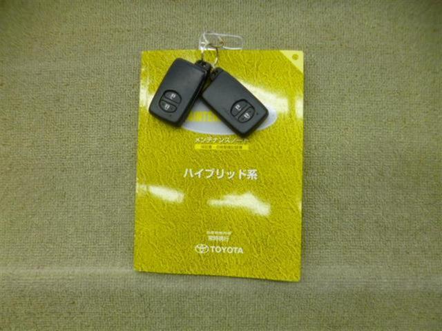 トヨタ プリウスアルファ G スマートキー クルーズコントロール LED