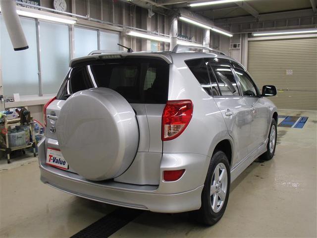トヨタ RAV4 G 4WD HDDナビ フルセグ スマートキー HID