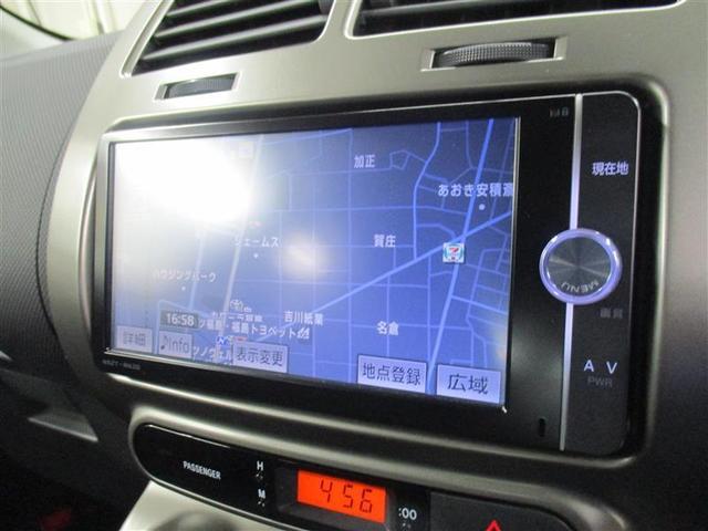 トヨタ イスト 150G バックモニター メモリーナビ フルセグ