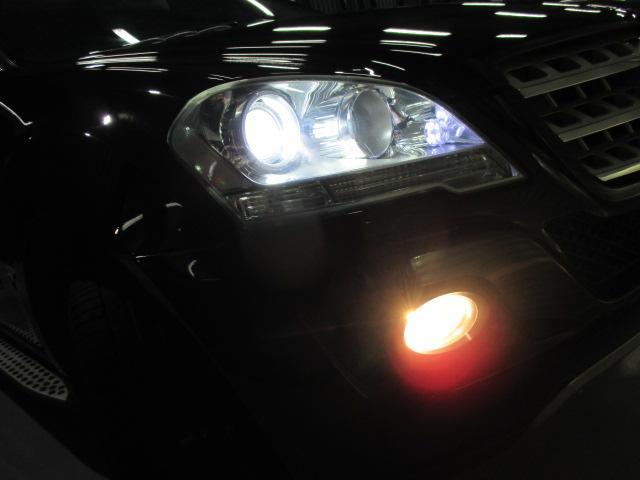 メルセデス・ベンツ M・ベンツ ML350 4マチック スポーツPKG 純正HDDナビ
