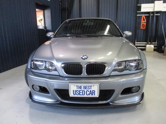 BMW BMW M3 SMGII ユニット交換済み 社外20インチAW