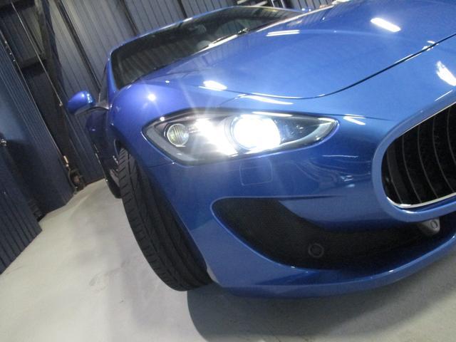 マセラティ マセラティ グラントゥーリズモ スポーツ MCシフト ディーラー車 左ハンドル