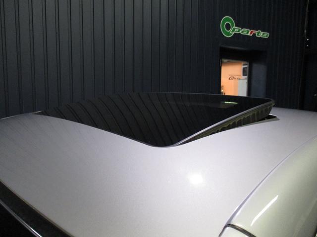 CL500 社外HDDナビ 黒皮シート ETC サンルーフ(9枚目)